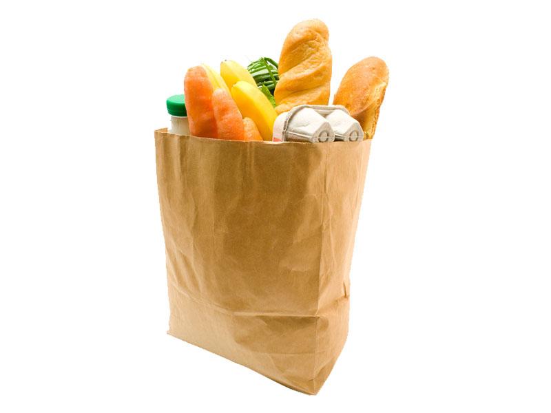 In túi đựng thực phẩm
